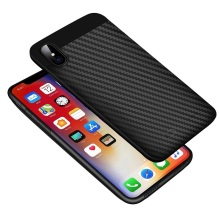 iphone X big capability power bank case
