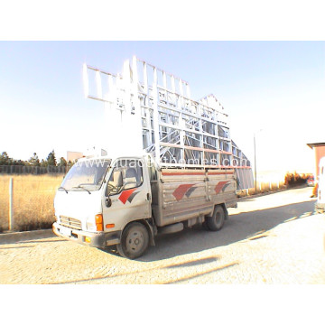 Light Steel Structure Movable House