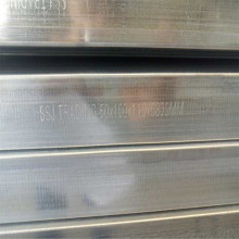 Hot Rolled Square Mild Steel Rectangle Pipe