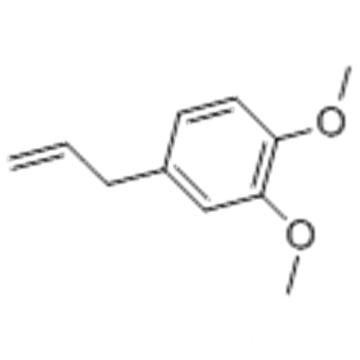 Benzene,1,2-dimethoxy-4-(2-propen-1-yl)- CAS 93-15-2
