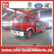Dongfeng Fire engines water foam tank 6000L
