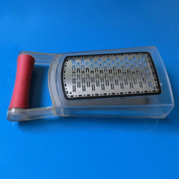 Multifunction plastic Spice Grater with container