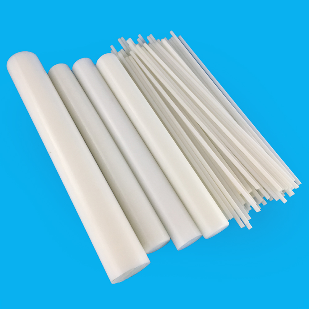 Extruded White Pom Rod in Factory Price