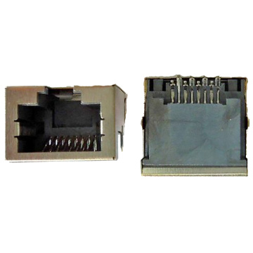 RJ45 8P8C SINK IN Type NO LED