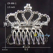 Cheap Crown Wedding Hair Combs