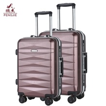 Newest ABS PC luggage for business travel