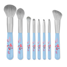12 Pcs Element Plum Blossom Professional Makeup Brushes