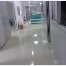 Hospital super wear resistant epoxy flat coating