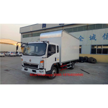 10T Light Duty Commercial Refrigerator Freezer Truck