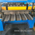 Aluminium roof panel making machine