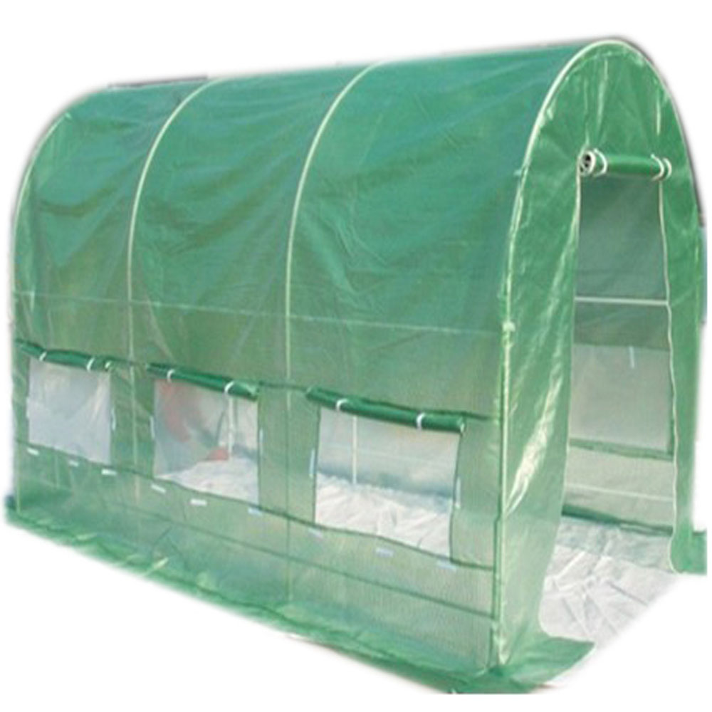Transparent Leno Tarpaulin Greenhouse Cover