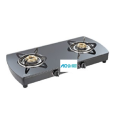 Crystal Plus Toughened Glass Cooktop 2 Burners