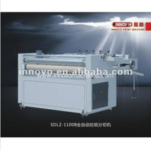 SDLZ-1100B automatic pull paper cutting machine