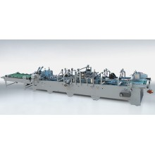Big discounting for High Quality Folder gluer Lock-Bottom Automatic Folder Gluer supply to Papua New Guinea Wholesale