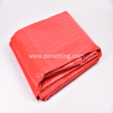 pe plastic tarpaulin sheet with eyelets