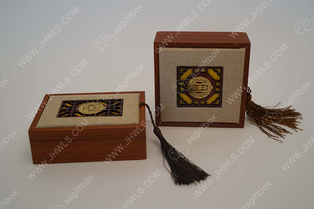 Customized Various Vintage empty Jewelry Boxes