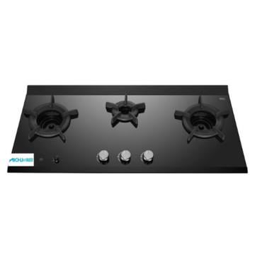 Inner 3-Burner Built-in Gas Hob