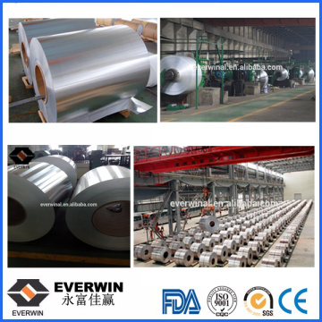Hot Rolling 3003 5005 Aluminum Coils for Building