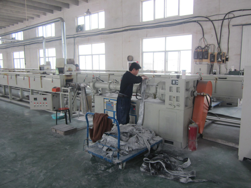 Sealing Strips Production Flow Line
