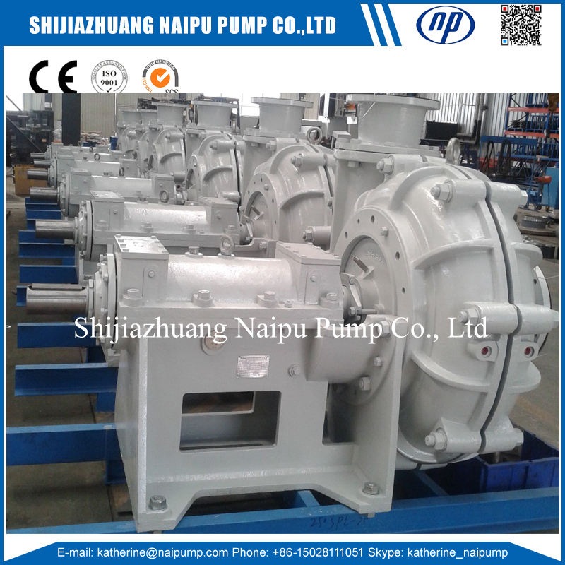 Naipu ZGB slurry pump