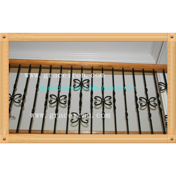 Hot Sale Iron Staircase Balustrade