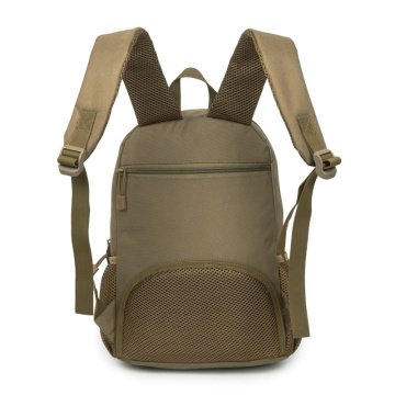 Outdoor waterproof military nylon backpack