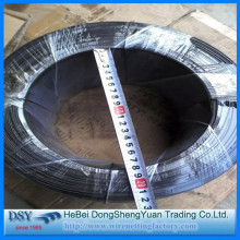 BWG 18 Twisted Black Annealed Wire