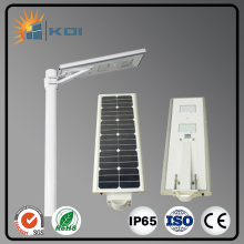 18V100W all in one solar street light