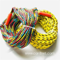 High Quality Colored PE Hollow Ski Rope