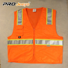 funny reflective high visible safety vest
