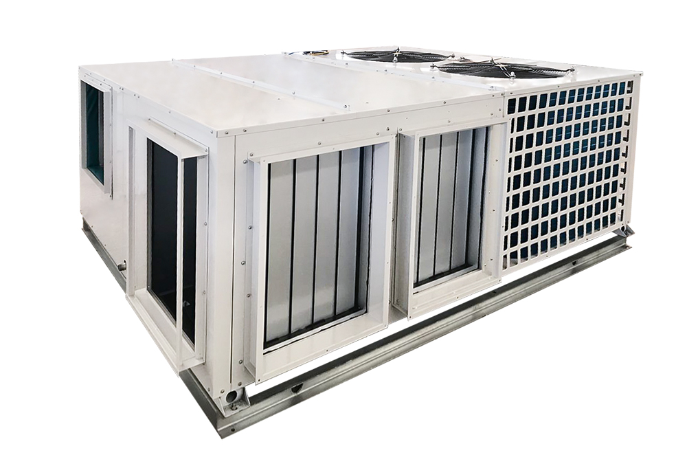 Economizer Rooftop Packaged Unit