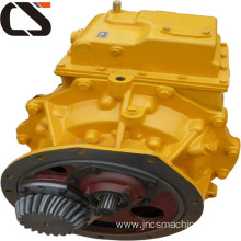 Leading for Bulldozer Hydraulic Parts,Original Dozer Spiral Bevel Gear,Shantui Bulldozer Connector Manufacturers and Suppliers in China Genuine 16Y-15-00000 SD16TL bulldozer Transmission case supply to Spain Supplier