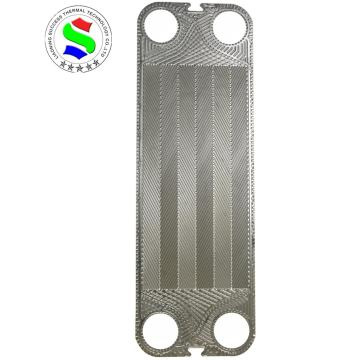 high-theta 0.6mm hastelloy plate for heat exchanger S62