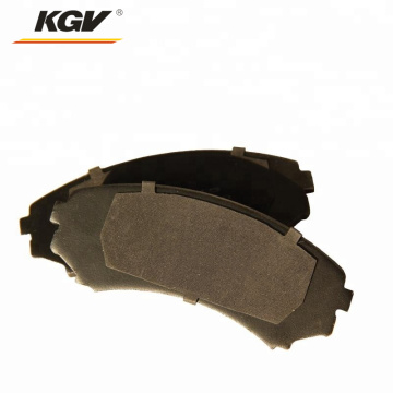 FDB1603 Semi-metallic Disc Brake Pad for MITSUBISHI