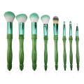 8PC Essentiale Makeup Brush Set
