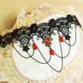 Lace Ladies Choker Necklace Chain Layered Choker Necklace