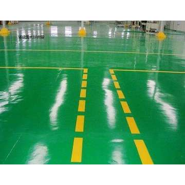 High strength epoxy marking paint