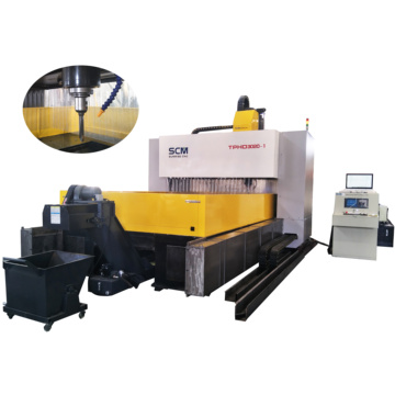 Vertical Steel Plates Drilling Machine for Heat Exchanger