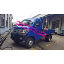 Fast Delivery for Dump Car CDW Light Duty 2 Ton Tipper Truck export to St. Helena Factories