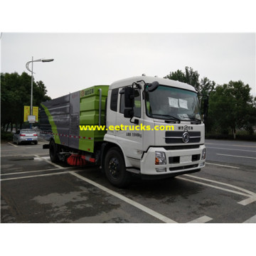4x2 2000 Gallon Road Sweeping Cars