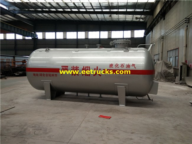 5MT LPG Bulk Storage Vessels