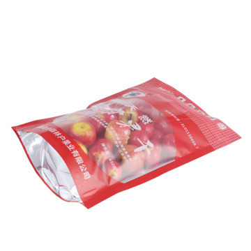 Stand Up Packaging Bag with Zipper