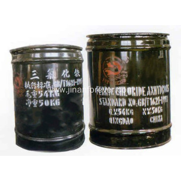 Water Treatment Ferric Chloride Anhydrous 96%
