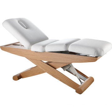 SPA Beauty Solid Wood Massage Table/Facial Bed
