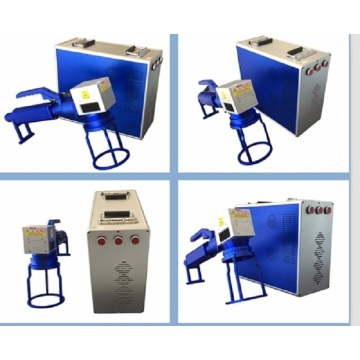 Fiber Laser Marking Machine Portable