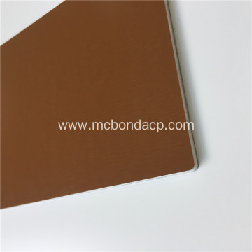 MC Bond Indoor Decoration FR Aluminum Composite Material