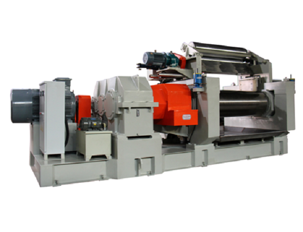 Rubber Plastic Mixing Mill Machine2
