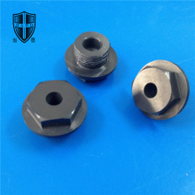 reaction sintering silicon nitride ceramic screw nut bolt