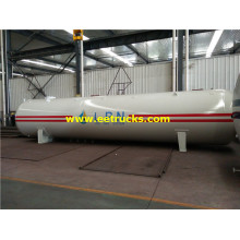 40000L Domestic Propane Gas Storage Vessels
