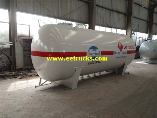 5ton Domestic Propane Gas Vessels